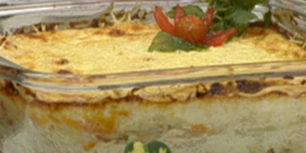 receita de batata cremosa