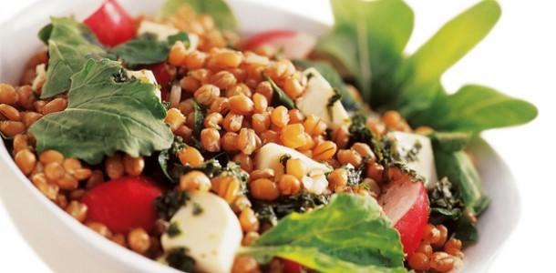 receita de salada de graos