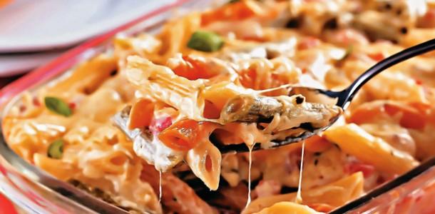 macarronada de pizza