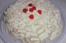 receita bolo mousse de leite ninho