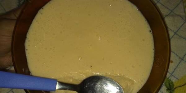 receita mousse de maracujá