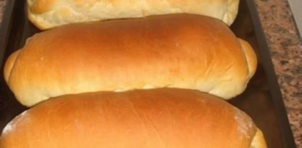 receita pão de liquidificador