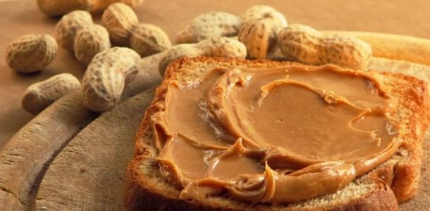 receita manteiga de amendoim