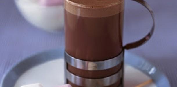 Receita Rápida Quentão de Chocolate