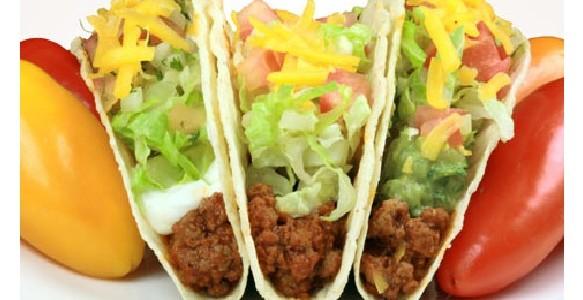 Receita Tacos Mexicanos
