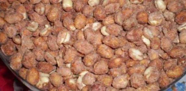 amendoim doce fácil