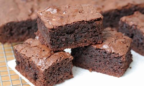 Brownie Rápido Fácil