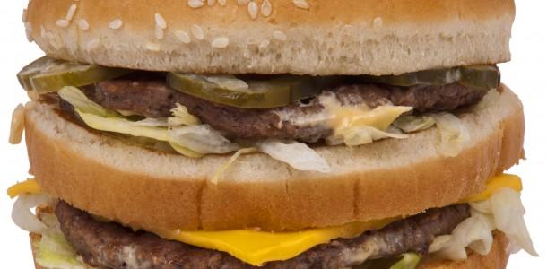 Receita Big Mac Caseiro