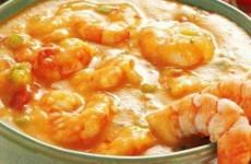 receita bobó de camarão