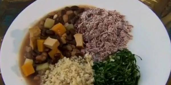 receita feijoada vegetariana
