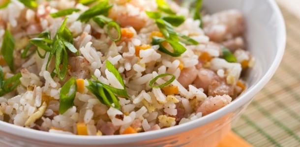 receita arroz chop suey