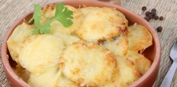 receita batatas ao forno