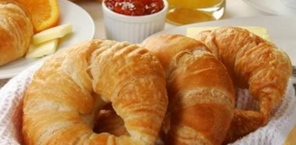 receita croissant simples