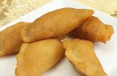 receita doce árabe ataif