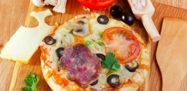 receita massa pizza brotinho