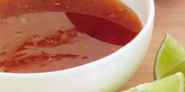 receita molho sweet chilli