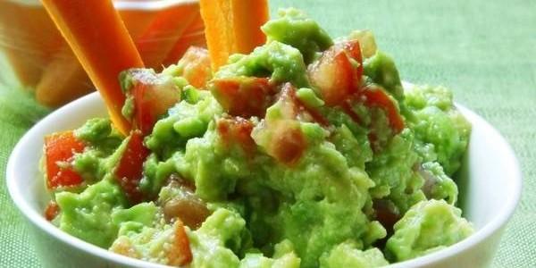 receita pasta abacate com espinafre