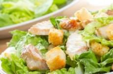 receita salada caesar
