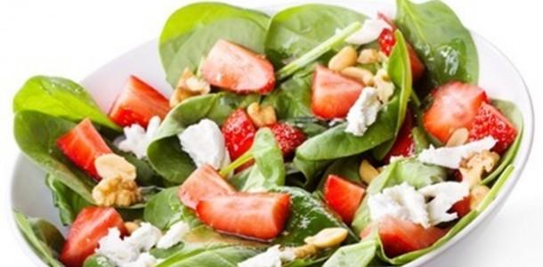receita salada tropical com molho