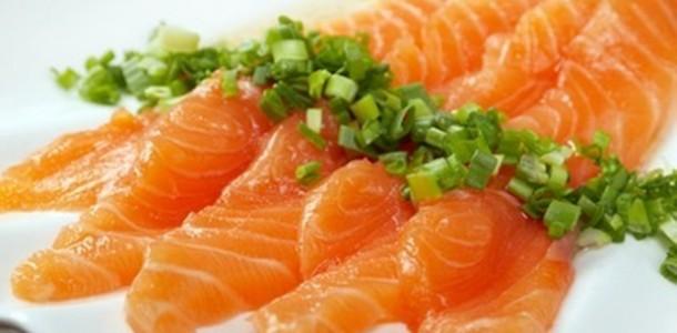 receita sashimi de tilápia