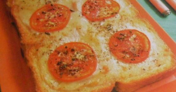 Sanduíche de Forno Fácil