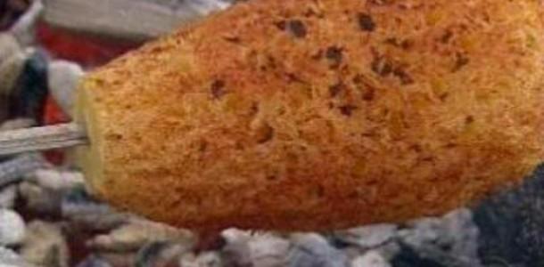 Abacaxi Assado de Churrasco