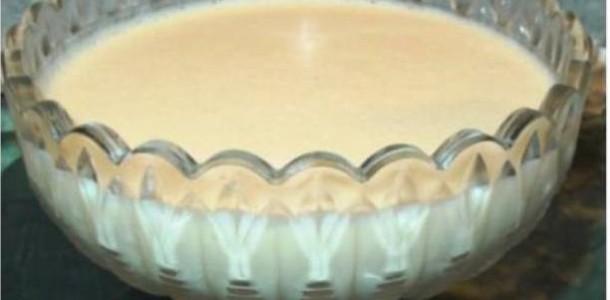 Mousse Chocolate Branco e Limão