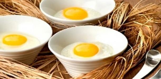 receita ovo cozido prático