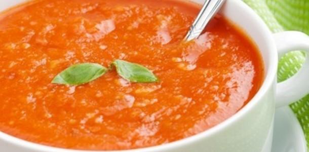 receita sopa creme tomate