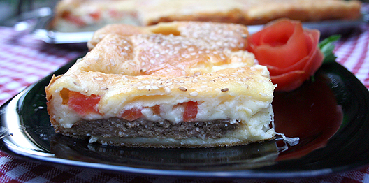 Torta de Hambúrguer