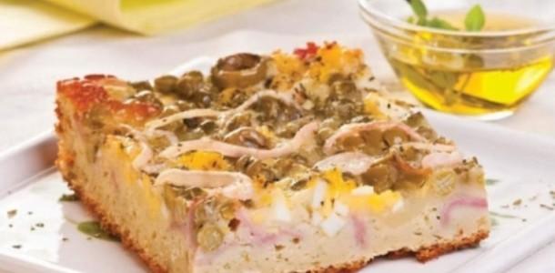 Torta Portuguesa Fácil