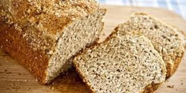 receita pão de cereais