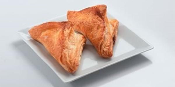 receita pastel folhado de carne