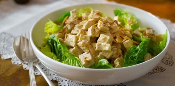 receita salada de peru rápido