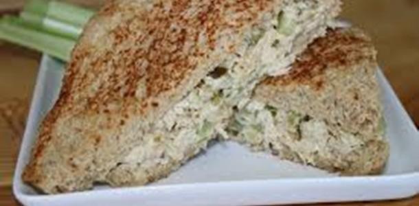 receita sanduíche de atum