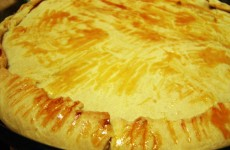 Torta Salgada de Frango