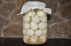 receita ovos de codorna em conserva