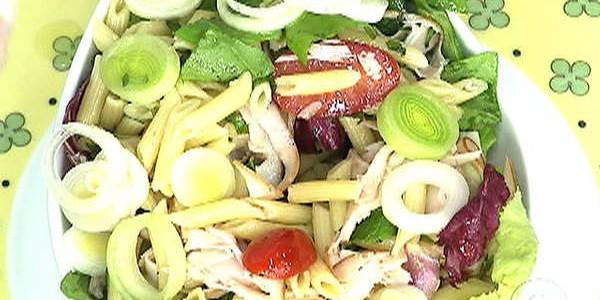 Salada Leve de Verão