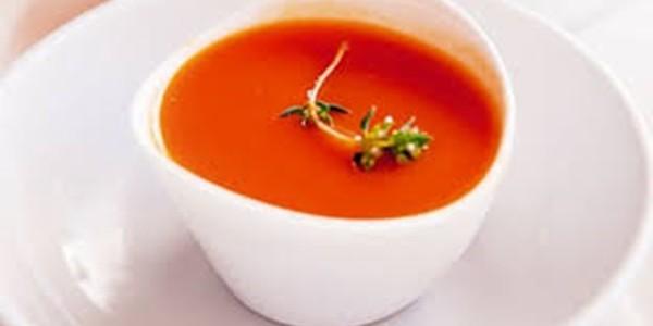 receita sopa fria de tomate