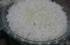 receita arroz de microondas prático