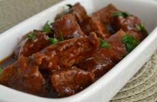 Carne de Panela com Molho