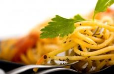 Espaguete Queijo e Alho