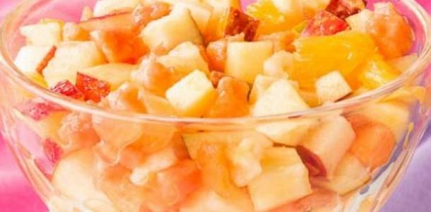 receita salada de fruta