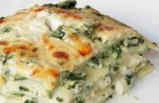 receita lasanha de brócolis