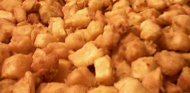receita batatinhas fritas crocantes