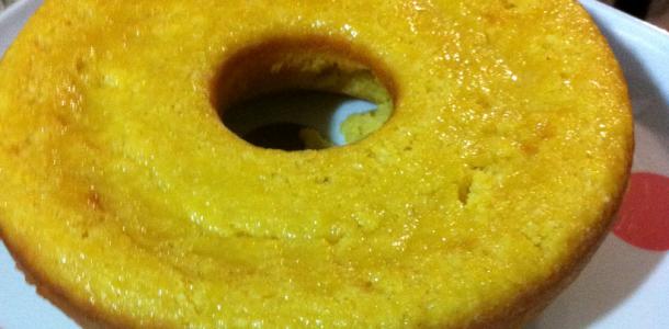 receita bolo de milho festa junina