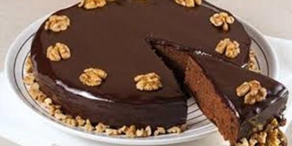 receita bolo de nozes com chocolate