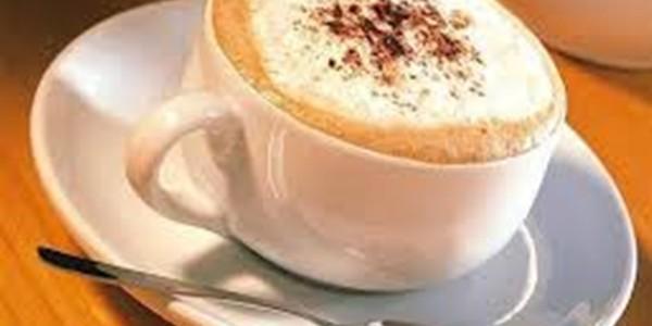 receita café capuccino