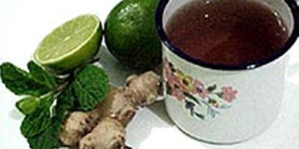 receita chá antigripal fácil