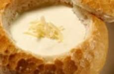 receita creme de queijo no pão